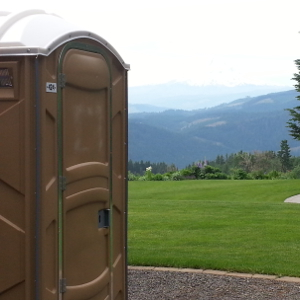 Portable Toilet For Events - OR
