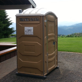 Camping Portable Sanitation Units